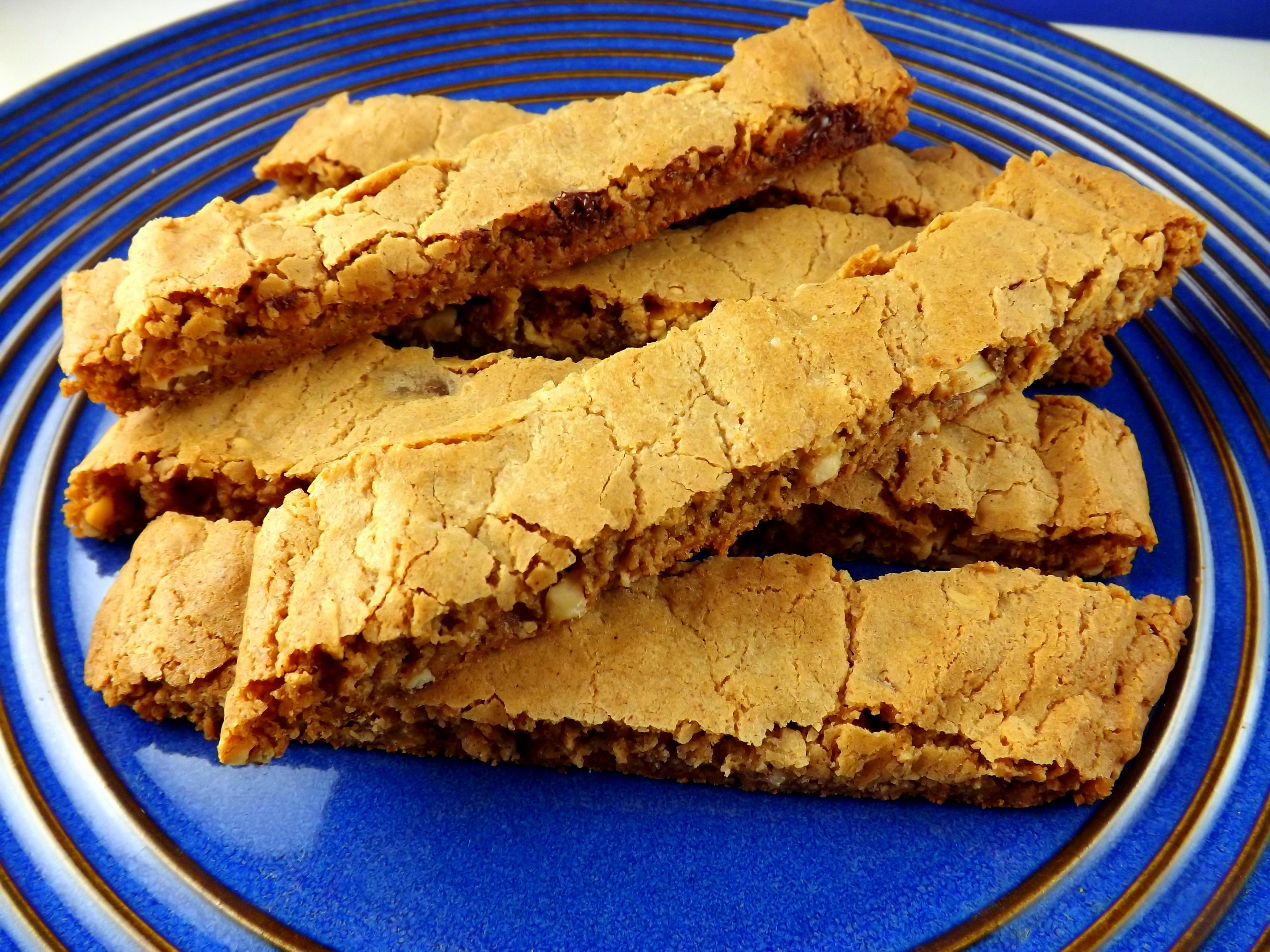 Image result for hazelnut biscotti recipe