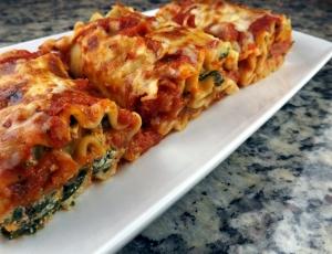 Lasagna Roll-Ups © G. Stansbury