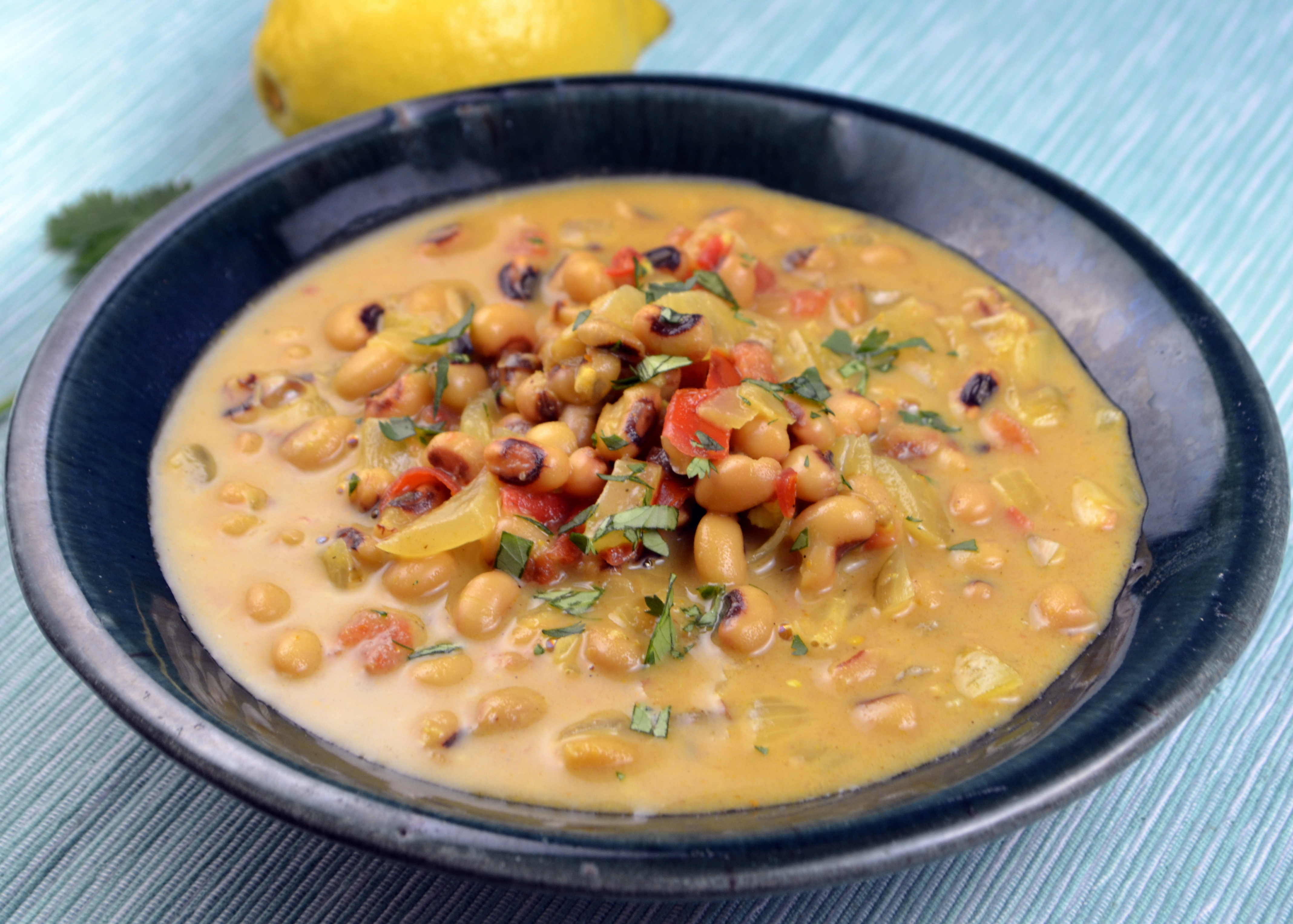 Recipe: Black-Eyed Pea Curry | Perennial Pastimes