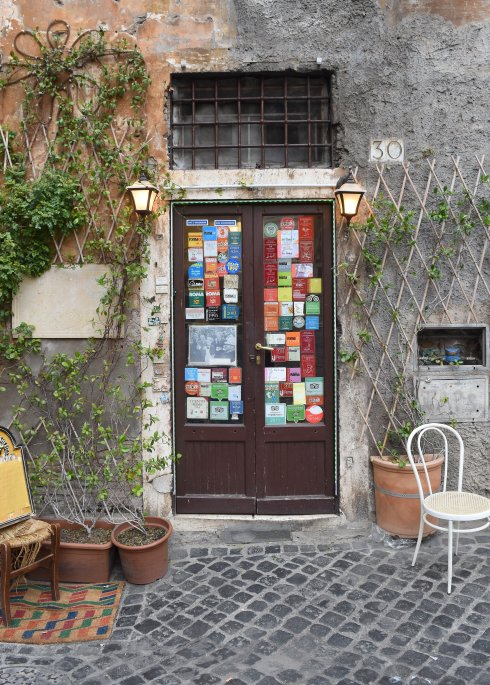 Sor Margherita, Ghetto
